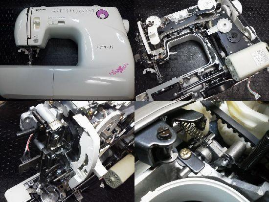 ブラザーミシン修理/EL619