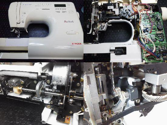 アプリコット9700/シンガーミシン修理