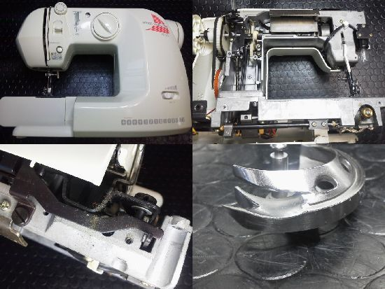 ミシン修理/AG-001/山崎範夫