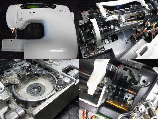 SINGERミシン修理/T6900