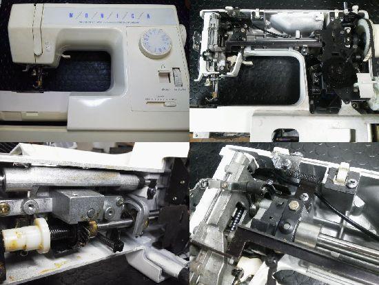 MONICA/SRE-5250/シンガーミシン修理