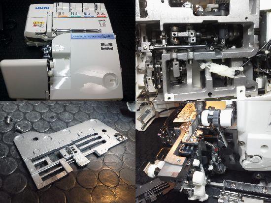 MO-345DC/JUKIミシン修理