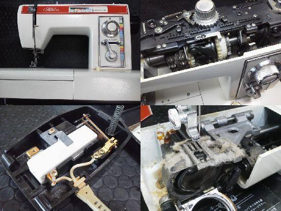 ブラザーミシン修理/ ZZ3-B650