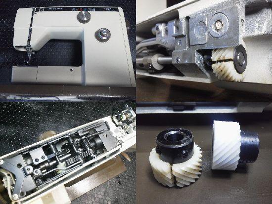 リッカーR-806修理