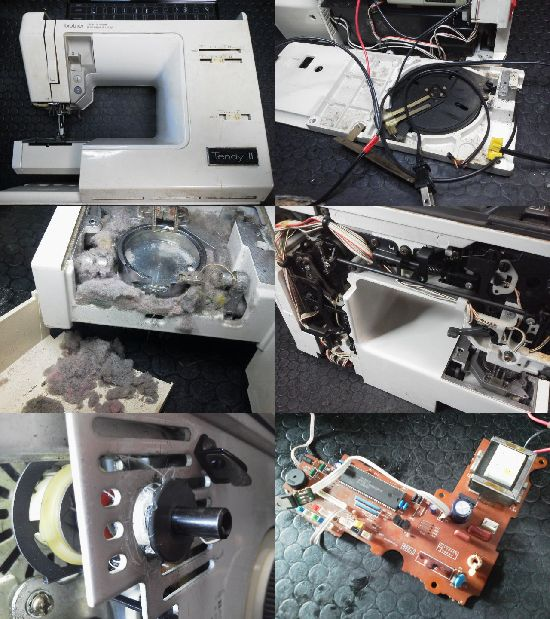 ブラザーZZ3-B780修理