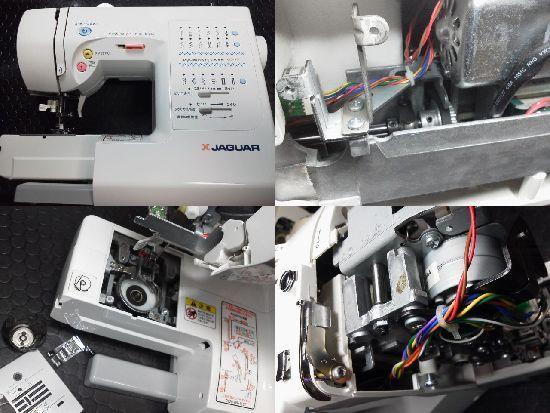 ジャガーCC-1101修理