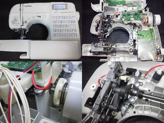 ブラザーCPS48修理