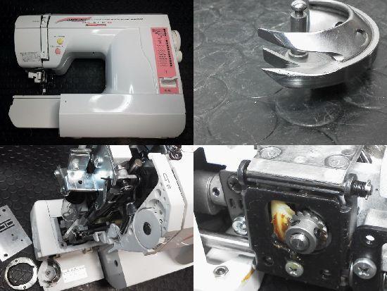 ジャガーCS-335修理