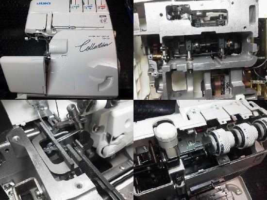JUKIミシン修理/MO-333