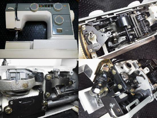 JANOME352修理
