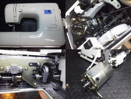 ジャノメLavieen4200修理