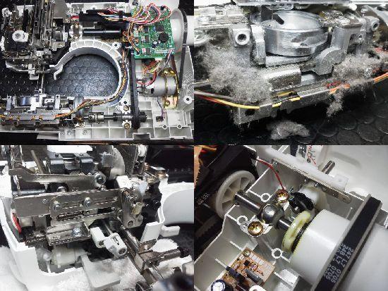 ブラザーCPS03修理