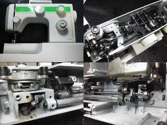 高島屋/HILAND/TF-2000/ミシン修理
