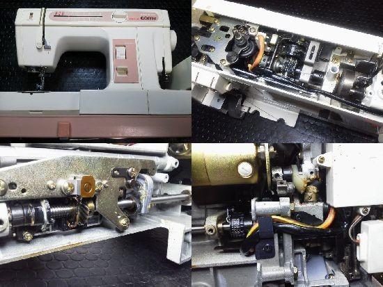 ジャノメ2300SX修理