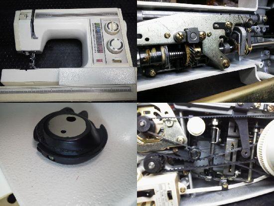 ジャノメEXCEL18SP修理