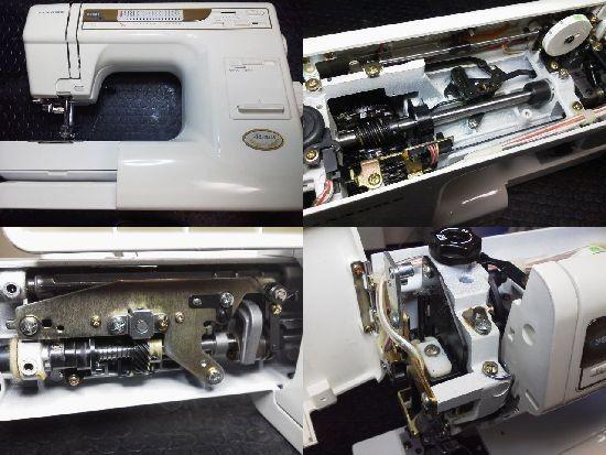 ジャノメA5200DX修理
