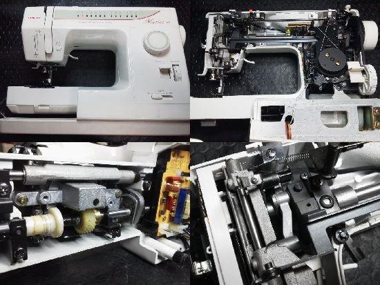 シンガーMariee5100修理
