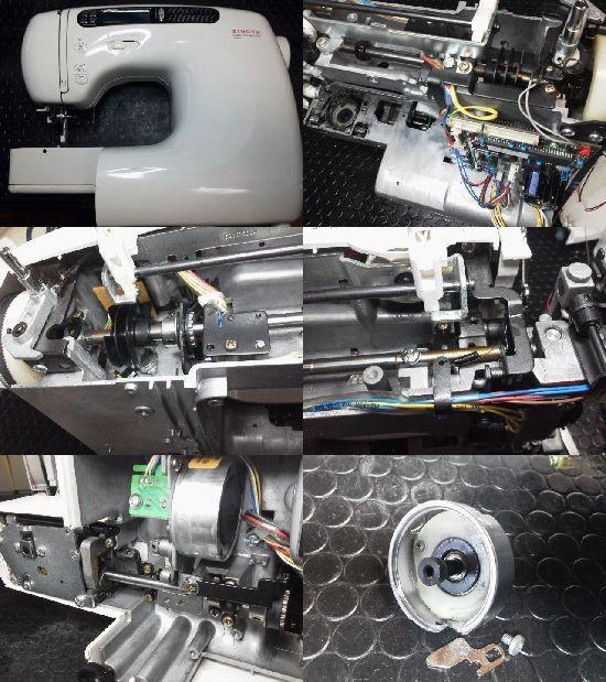 T6900/SINGER/ミシン修理