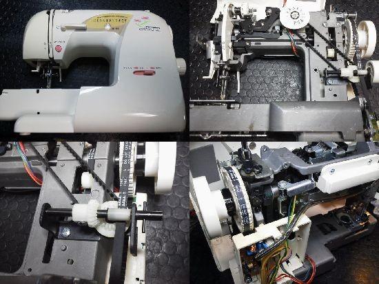 ジャガーJ-001修理