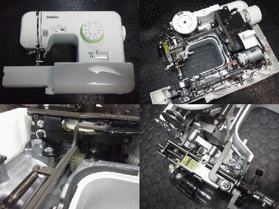ブラザーA11-GR修理
