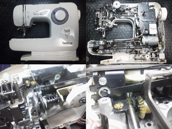 ブラザーPS-40修理