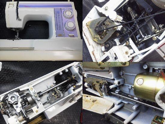 ジャノメプレールSP修理