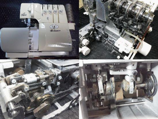 衣縫人BL555EV修理