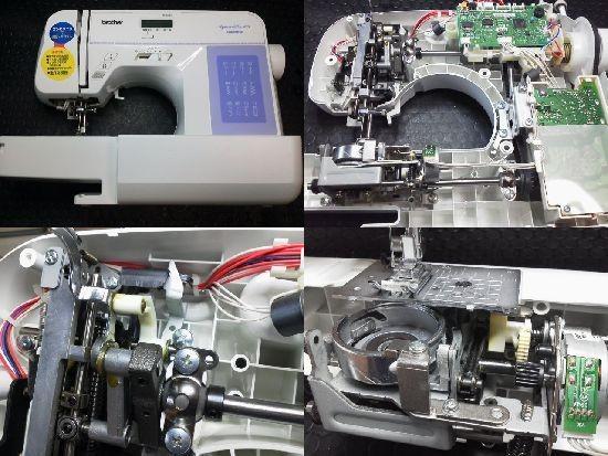 ブラザーCPS41のミシン修理