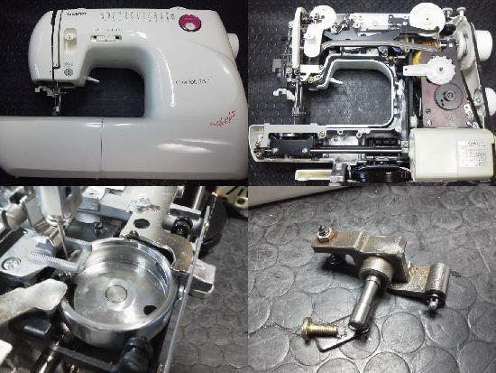 ブラザーEL619ミシン修理