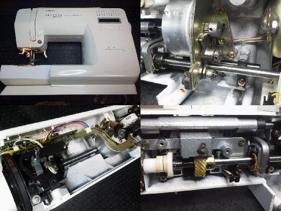 nuicom5580/ミシン修理