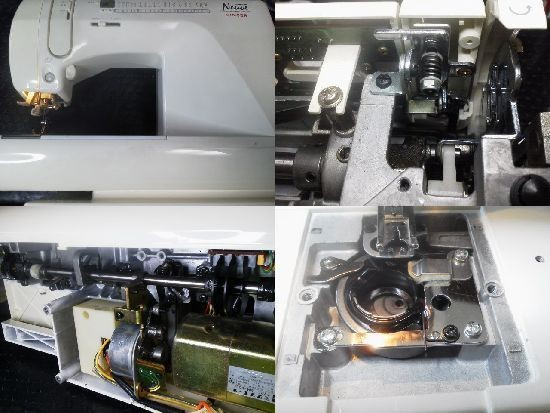 シンガーミシン1870修理