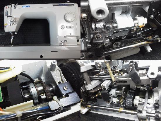 JUKI SPUR25SP ミシン修理分解画像