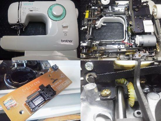 ブラザー/EL130/ミシン修理