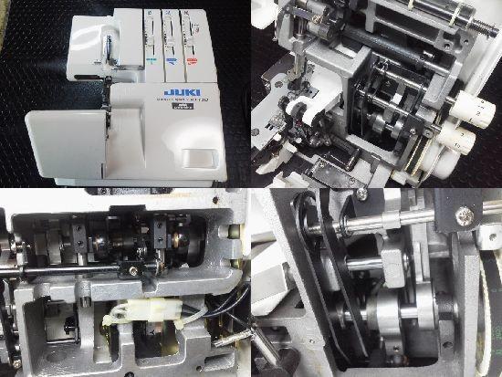 JUKIミシン修理/MO-113D