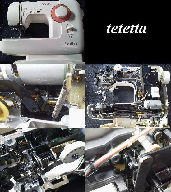 ブラザー/EL137/BM-40/ミシン修理