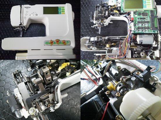 ブラザー/P-5500/EM143ミシン修理
