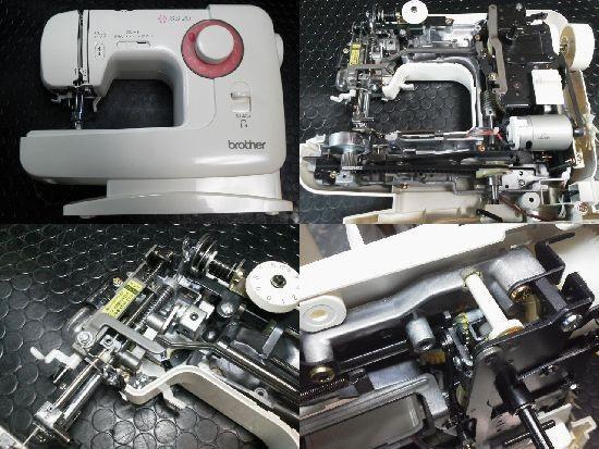 ブラザーEL132/ミシン修理