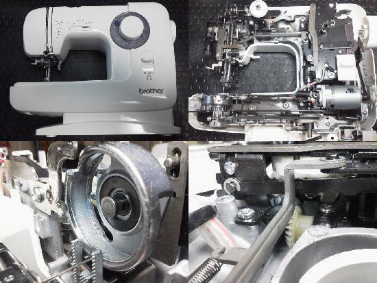 ブラザーミシン修理/EL137