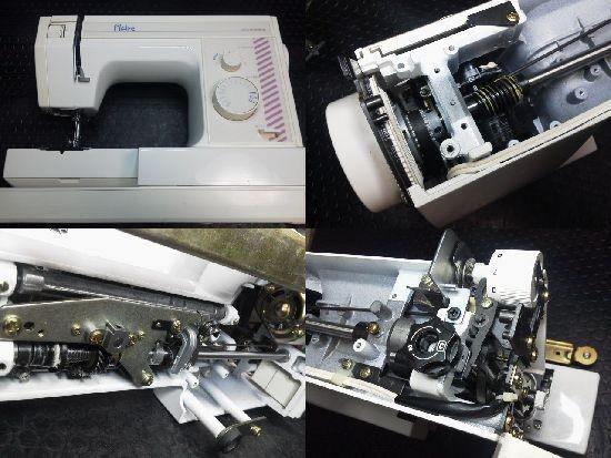 プレール636/ジャノメミシン修理