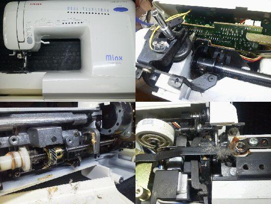 MINX2660/SINGER/ミシン修理