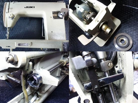 TL-72/JUKIミシン修理