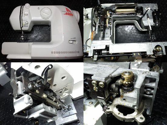 山崎範夫のミシン/AG-001/ミシン修理