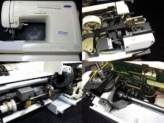 MINX2660/シンガーミシン修理